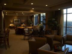 luxor penthouse suite