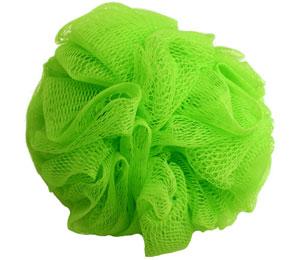 nylon-pouf